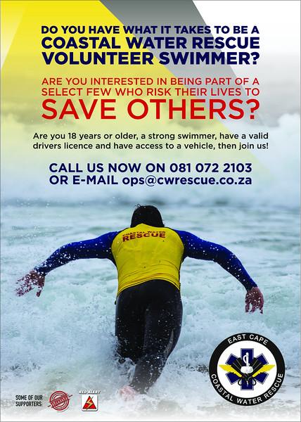 Coastal Water Rescue A5