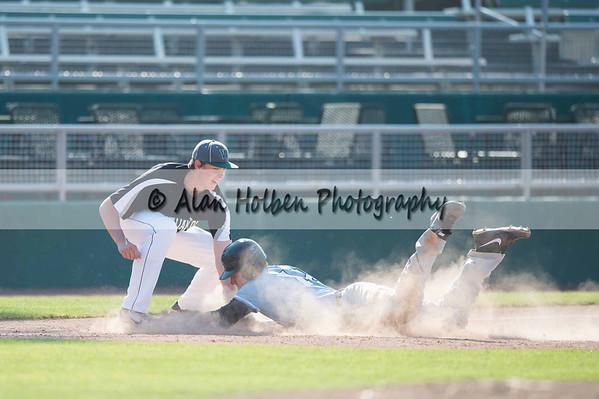 Varsity Baseball - Lansing Catholic vs Williamston