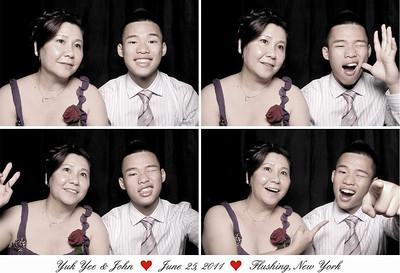 NYC 2011-06-25 Yuk Yee & John