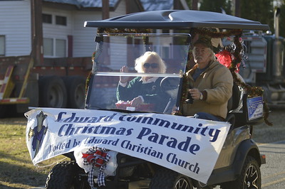 Edward Christmas Parade 2019