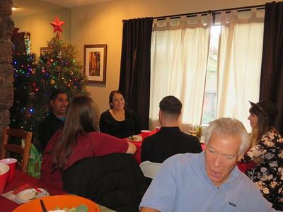 Christmas 2013 at Natasha and Brian's
