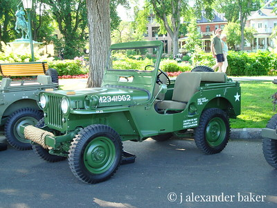 a real Jeep.