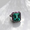 11.77ct Tourmaline Halo Ring by Leon Mege, AGL Cert 24