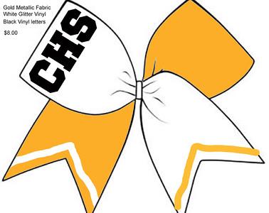 Concept Cheer Bows