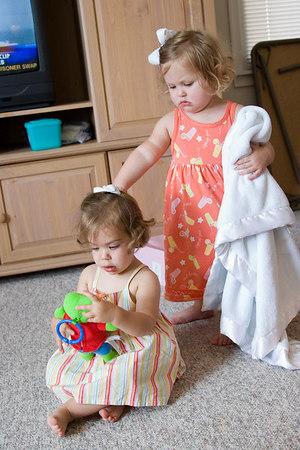 Emma & Madeleine