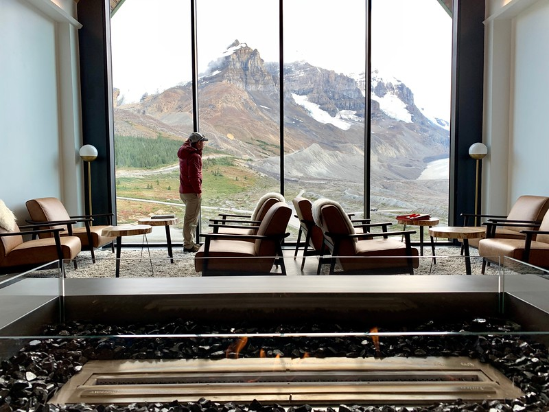 Glacier View Lodge - Icefields Parkway