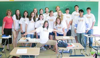Mathleague TShirts 2013