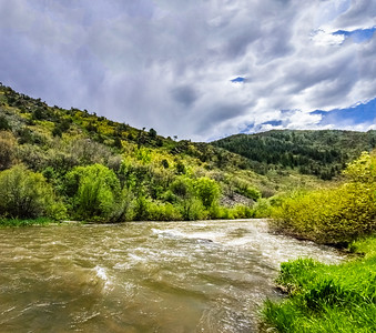 Middle Fork of the Ogden River, Utah
