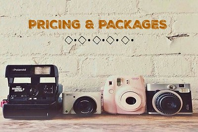 PRICING & PACKAGES