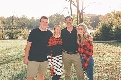 Shaw Family Portraits 2020