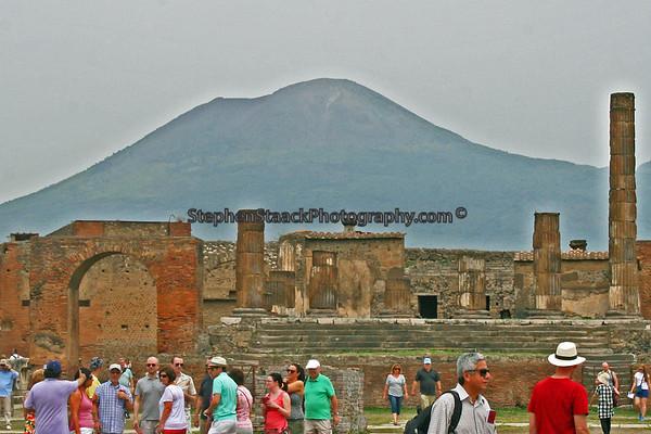 Pompeii, Italy Photographs