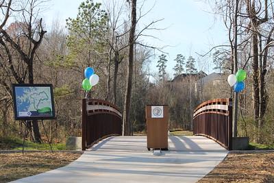 2020 Plum Creek Greenway Dedication