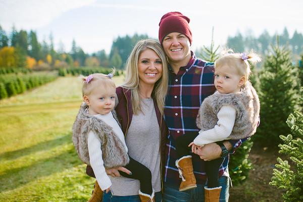 Mataraza Family | McMenomy's Highland Tree Farm