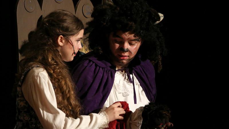 "Gray's Creek High School ""Beauty and the Beast"""