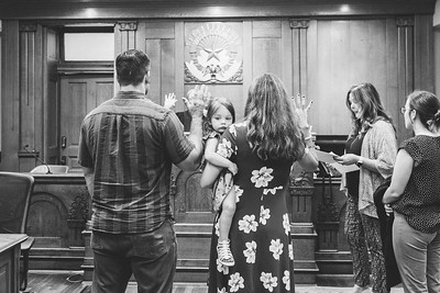 Jennings Adoption Day