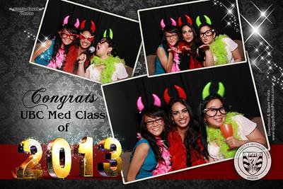 UBC Medical School, Class of 2013 Graduation Banquet