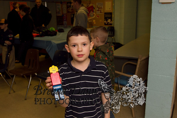 Boy Scout Pack 760 Pinewood Derby 2013