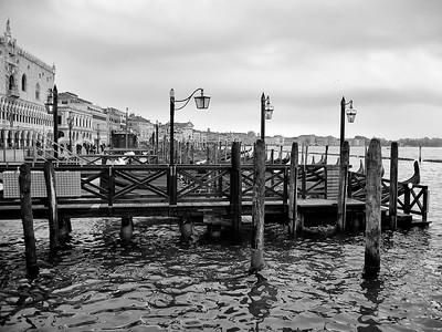 Venice in Monochrom