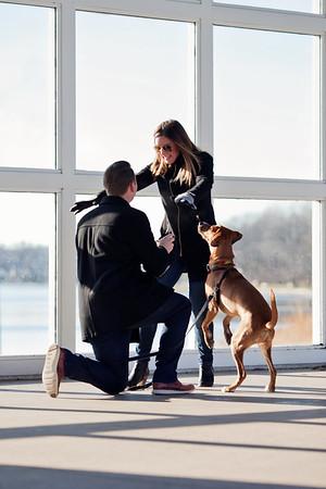 Dan and Molly Proposal