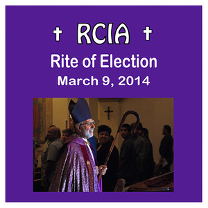 RCIA 2014 Rite of Election