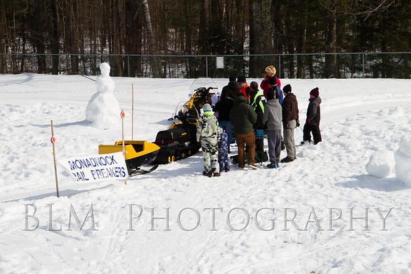 Monadnock Trailbreakers Snowmobile Club Rides