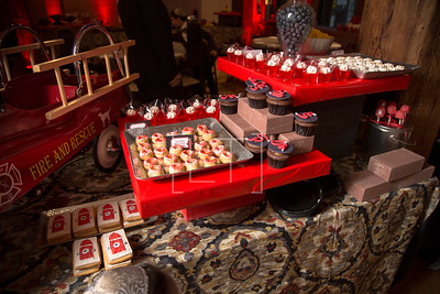 Fire Truck themed party