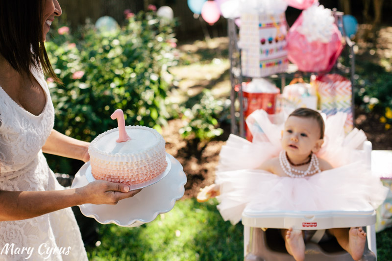 Sophia Grace's 1st Birthday Party | Photo by Mary Cyrus Photography - Portraits & Events in Dallas & Beyond