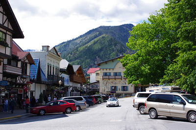 Leavenworth, WA - June 17, 2010