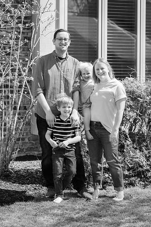 Alysse porch portraits