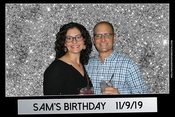 Sam's 50th B-Day (11/9/19)