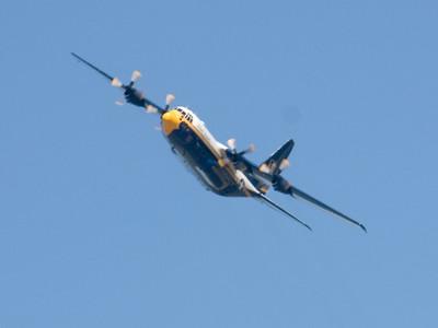 Air Show - Blue Angels, Nighthawk Stealth