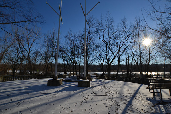 January 27, 2013 - Overpeck County Park