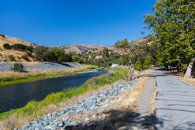 Alameda Creek Trail - Fremont, CA