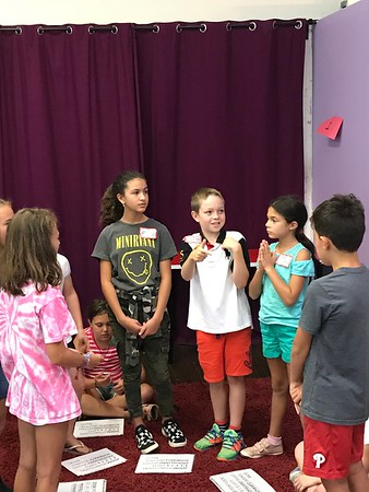 Summer Camps - Week 9: August 12-16, 2019