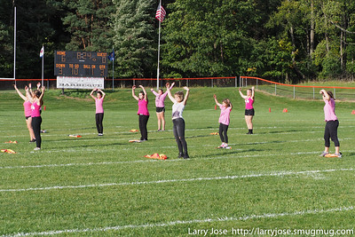 Color Guard Performances