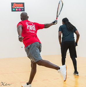 2019-09-28-Mixed-Doubles-Open Semis-Elite Troy Warigon-Chance Manley over Francis Anum-Joanna Lombardi