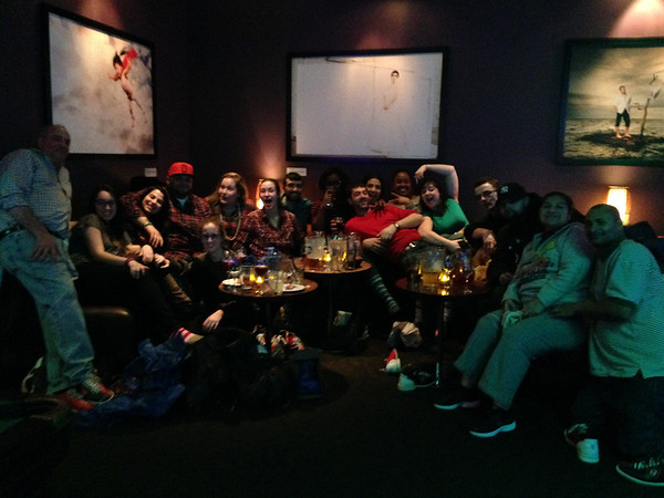 Company Bowling Party - Feb  2014