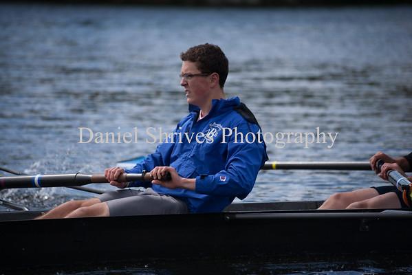 Rowing Varsity Boys Fours 5/14/13