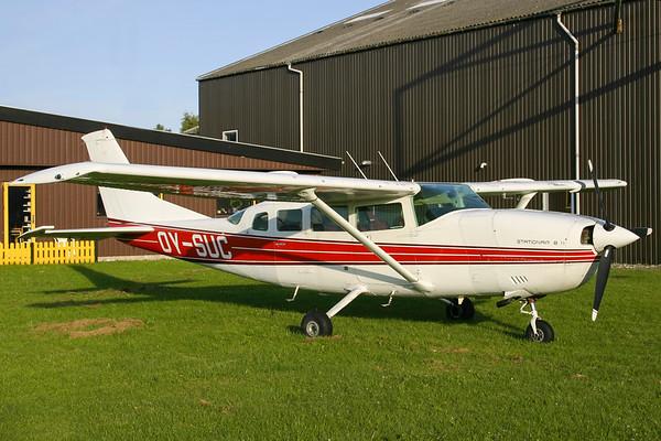 OY-SUC - Cessna 207A Stationair 8 II