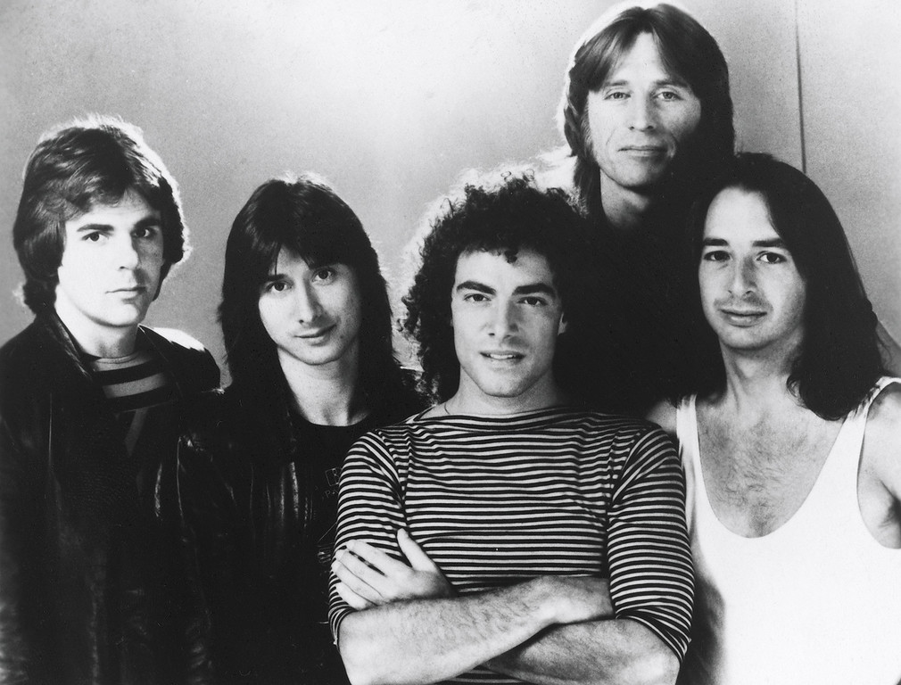 . Journey (Courtesy of the Rock & Roll Hall of Fame and Museum)