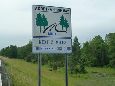 2014-15 MDOT Adopt-A-Highway