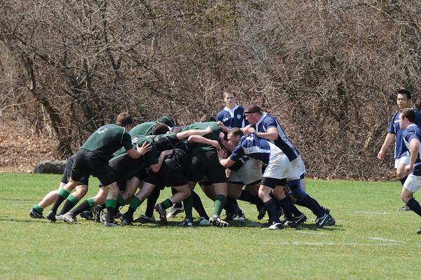 RUGBY  BABSON V TUFTS  4.12.2008