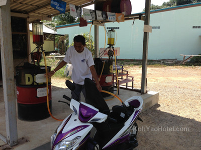 Koh Yao Ferry and Speedboat Schedules