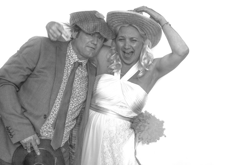 Gail & Tim's Photo Booth (Black&White)