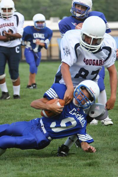 Carmel Middle School Football 2007