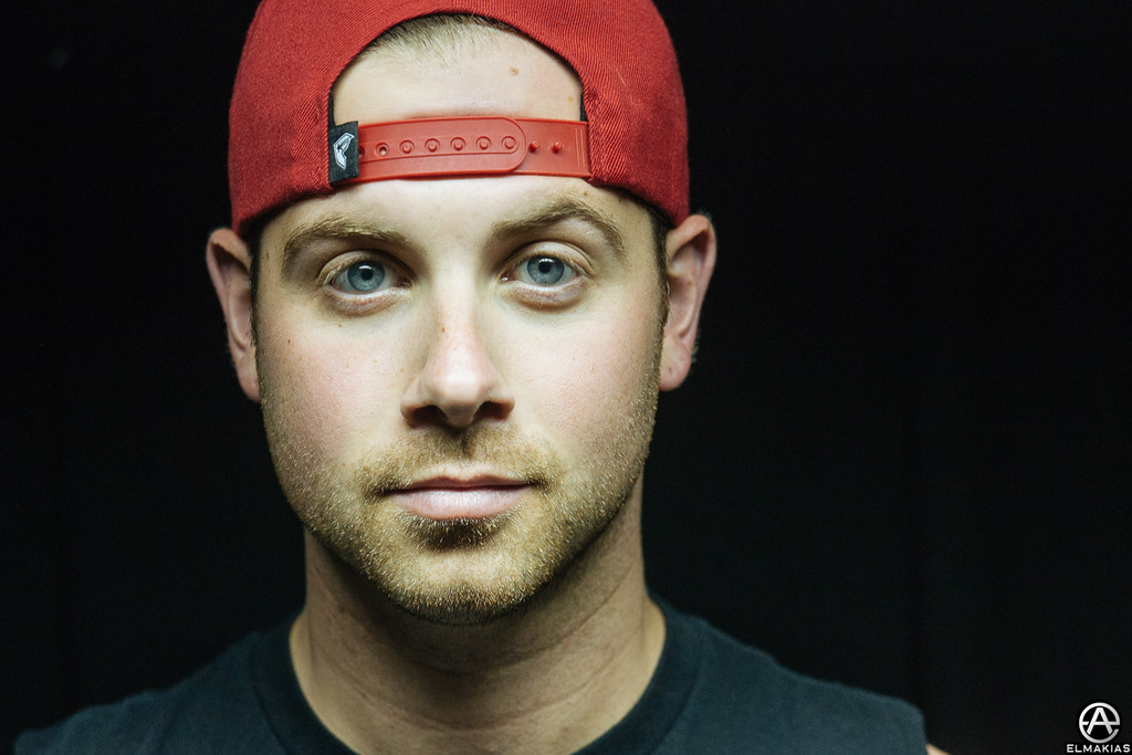 Kevin Skaff of A Day To Remember by Adam Elmakias
