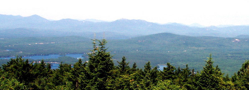 Green Mt. Fire Tower - Some Views
