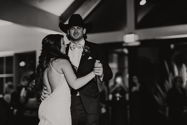Taylor & Michael Wedding Day