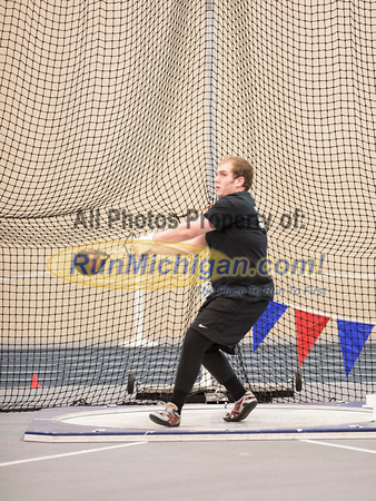 Weight Throw - 2013 WHAC Indoor Championships