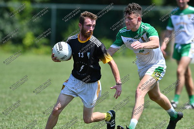 Juniors - Kevin Barry v Donegal 7/21/2019